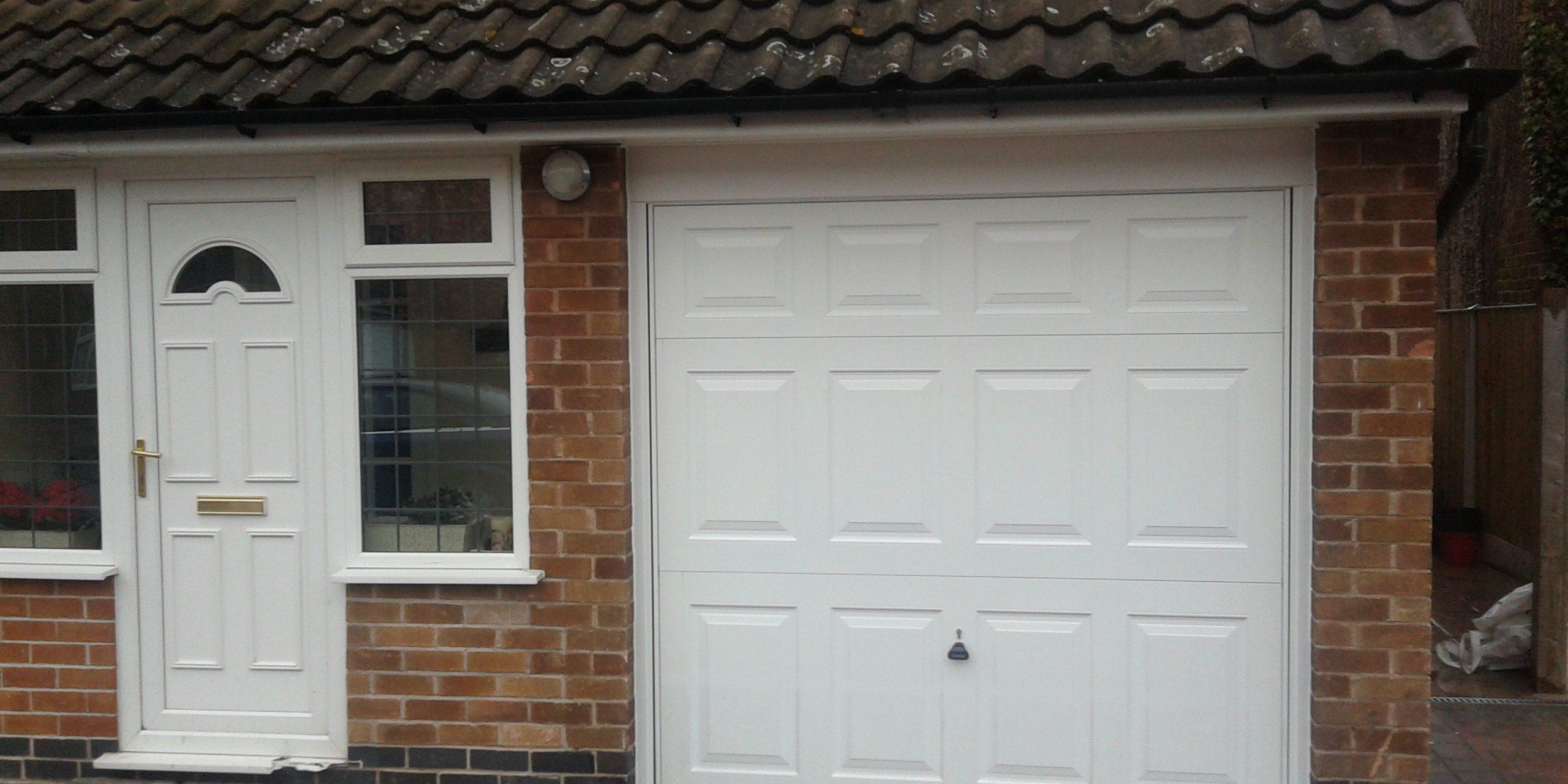 New Garage Door Nottingham