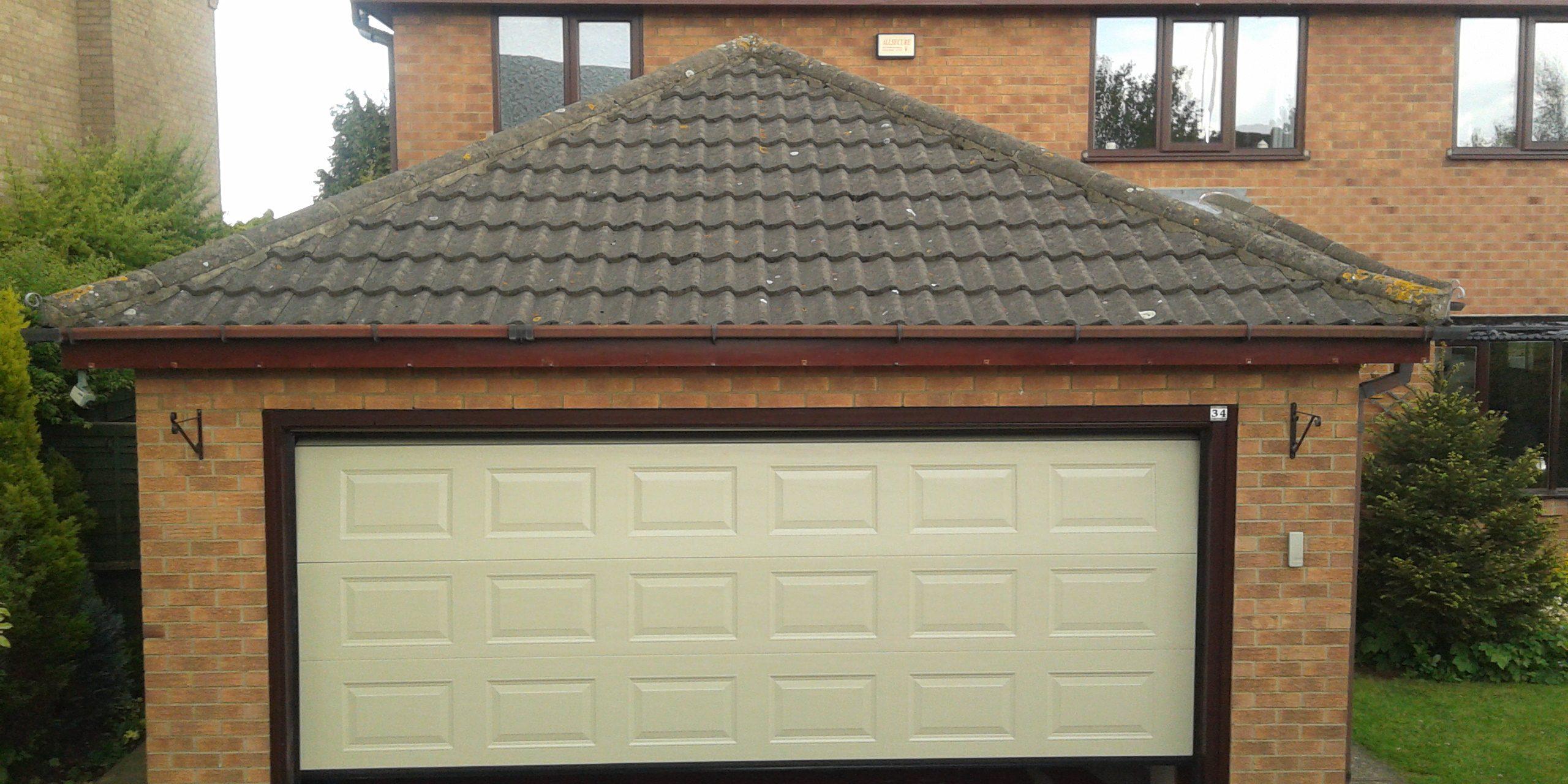 Double garage door mushroom sectional garage door company grantham new automatic double sectional garage door grantham rubansaba