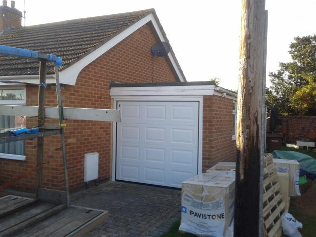 New Automatic Garage Door Bottesford Garage Door Company
