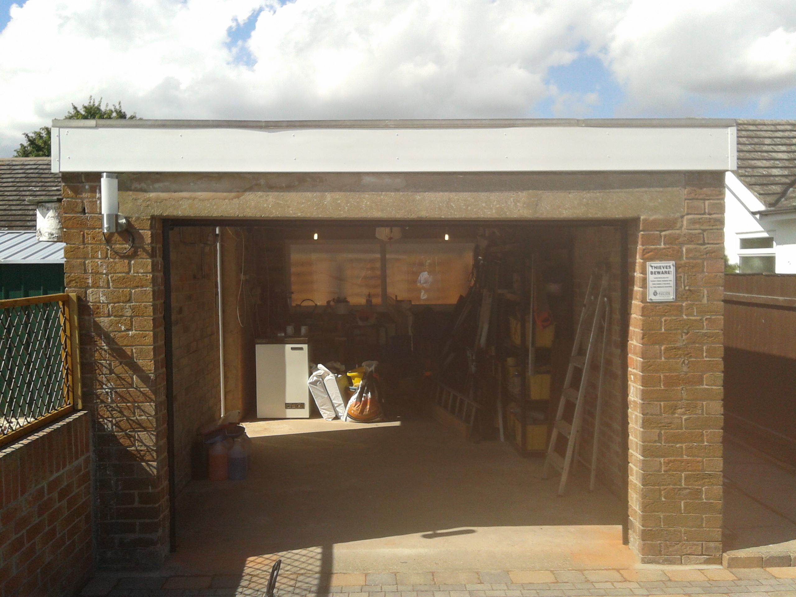 how to stop garage door from opening