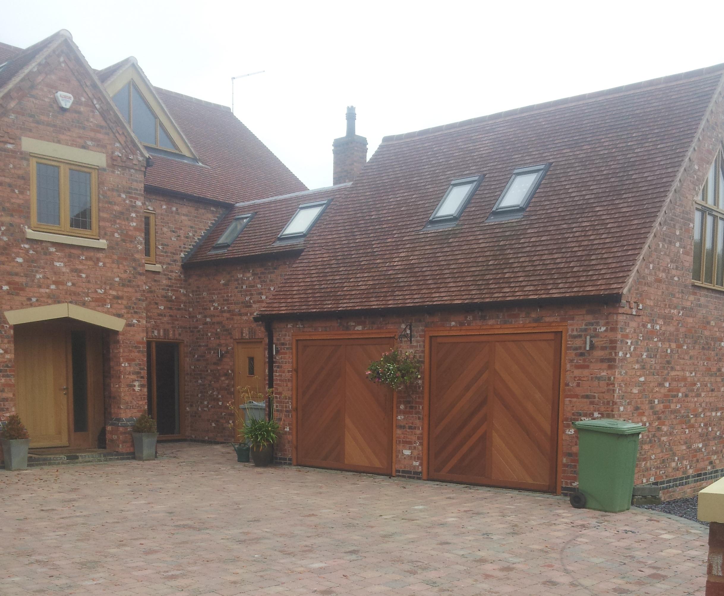 Garage door prices - Up Amp Over Timber Garage Doors Garage Door Company Grantham