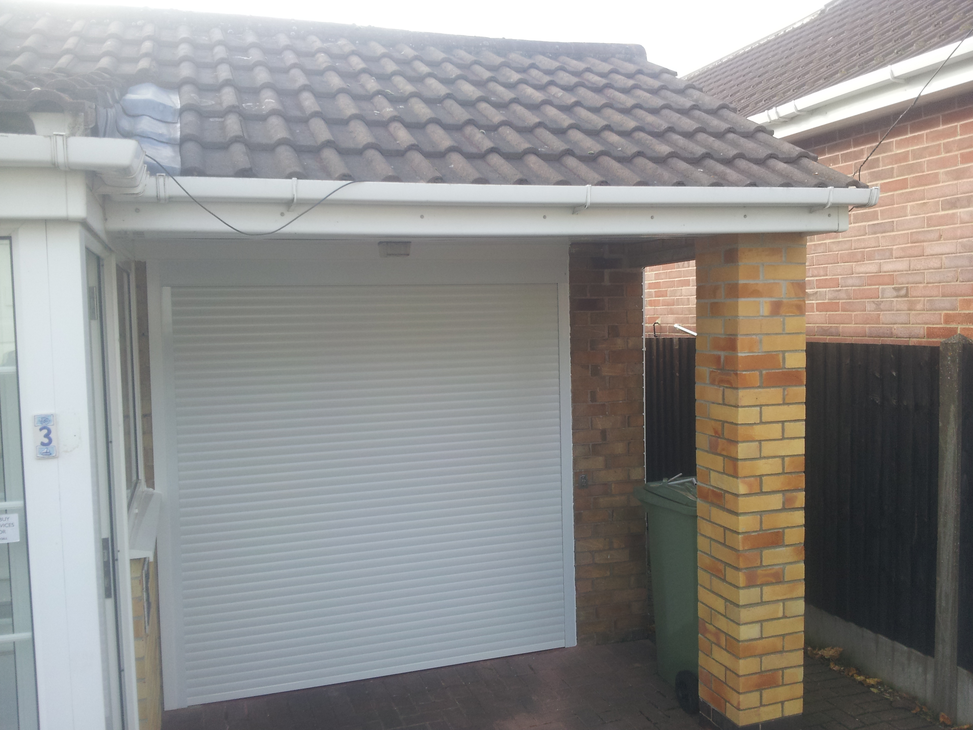 November 7 2012 garage door company grantham for 11 x 7 garage door