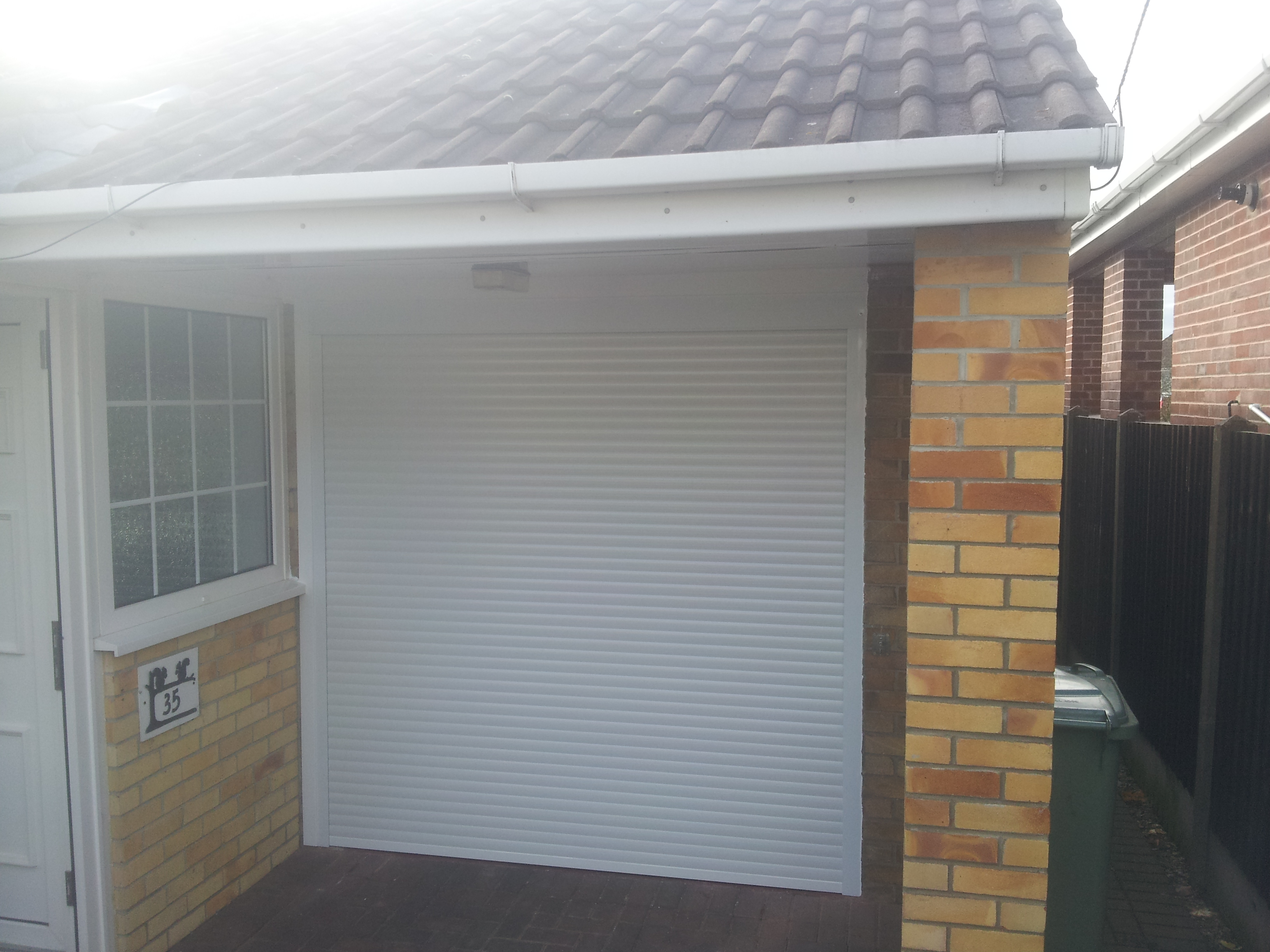 Insulated Roller Garage Door Garage Door Company Grantham