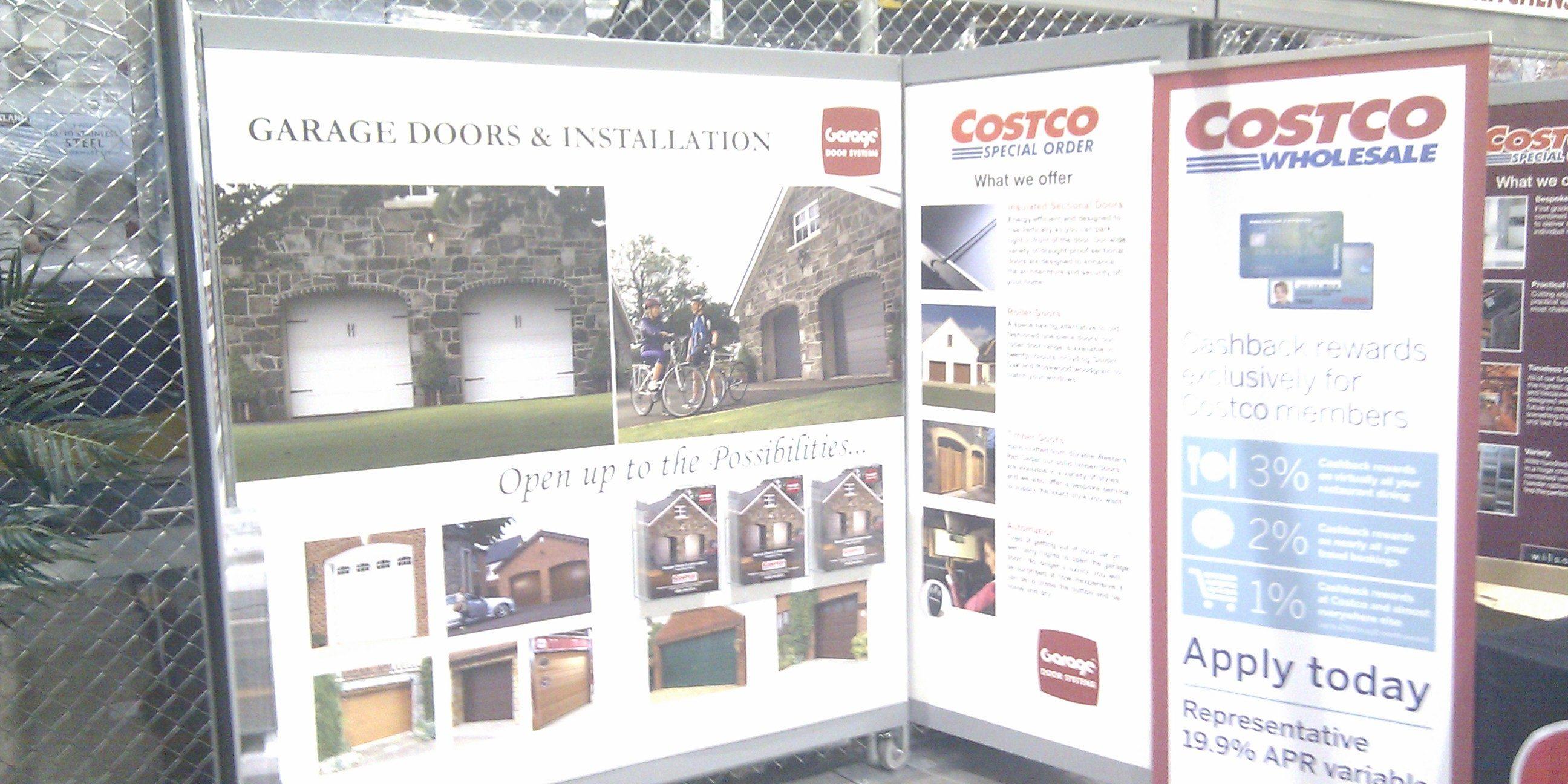 Insulated garage doors costco - Garage Doors Leicester Costco 2