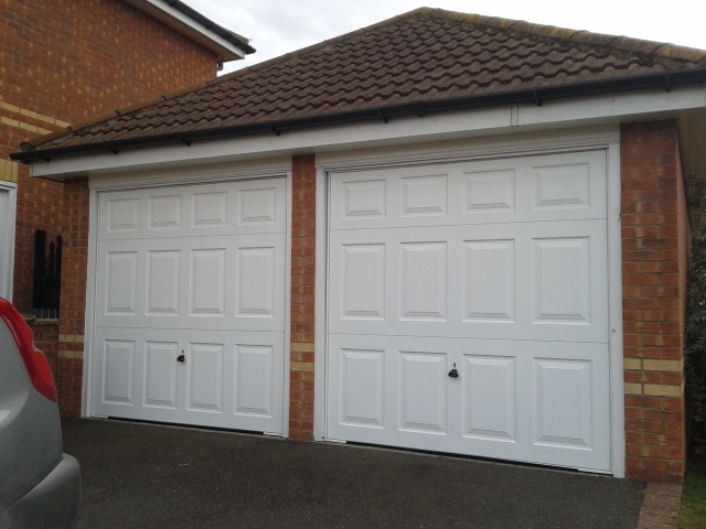 New Garage Doors Sleaford   Up And Over