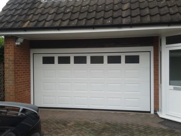 Automatic garage door newark company grantham