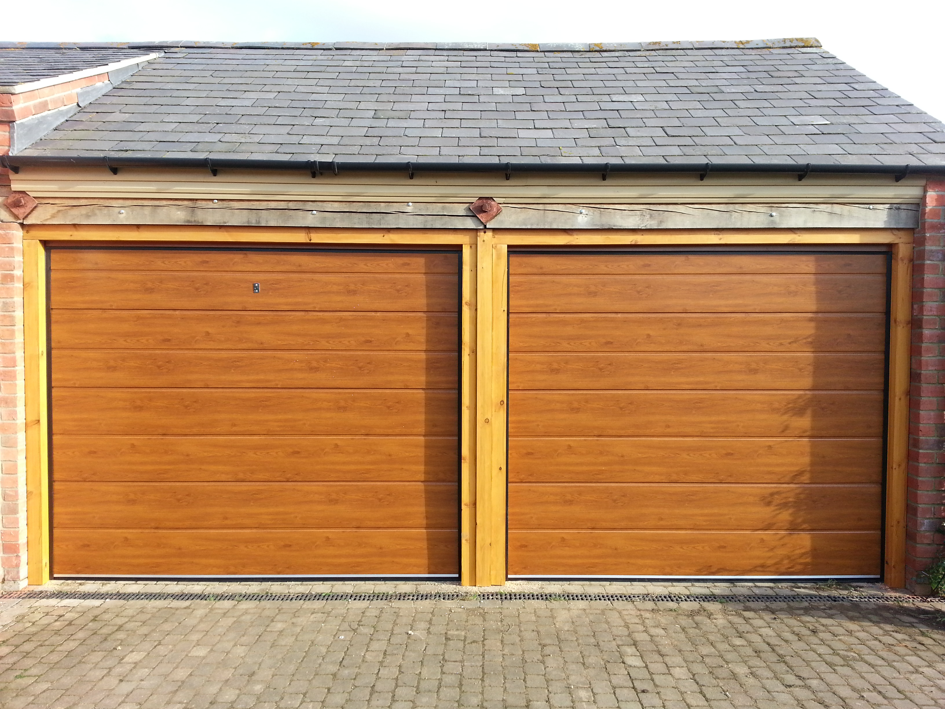 New Garage Doors : New garage doors grantham the door company