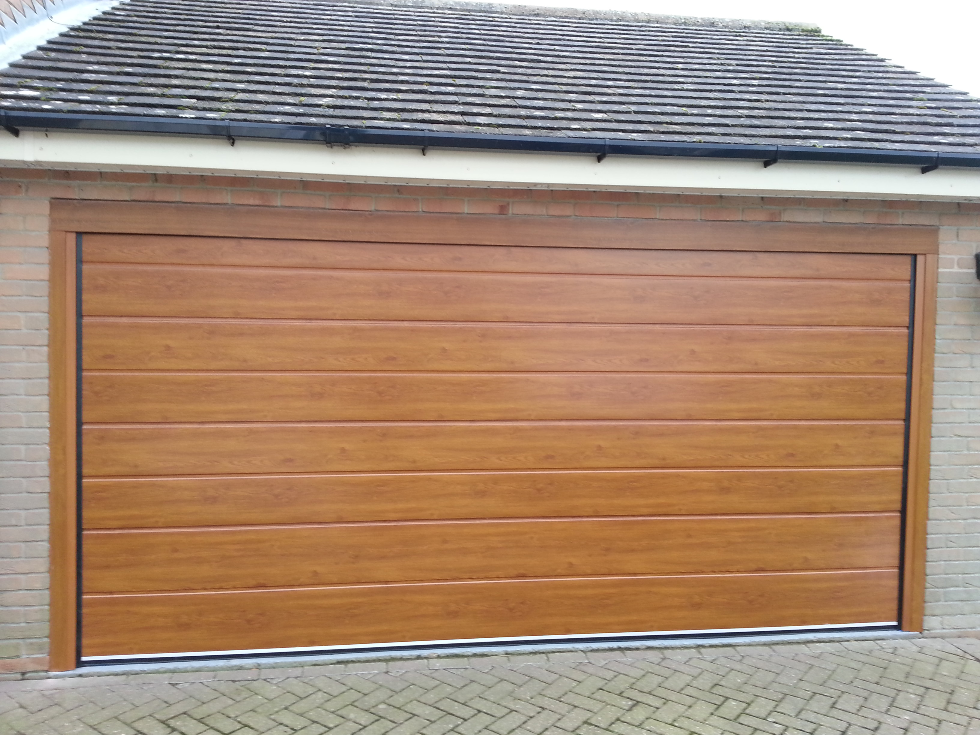 2448 #91613A New Insulated Garage Door – Grantham East Midlands – Garage Door  picture/photo Oak Garage Doors 38493264