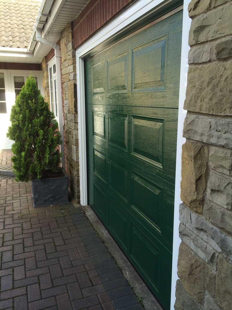 Automatic garage doors in lincoln door company