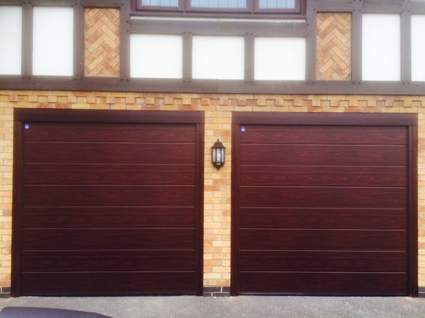 Garador Insulated Sectional Garage Door