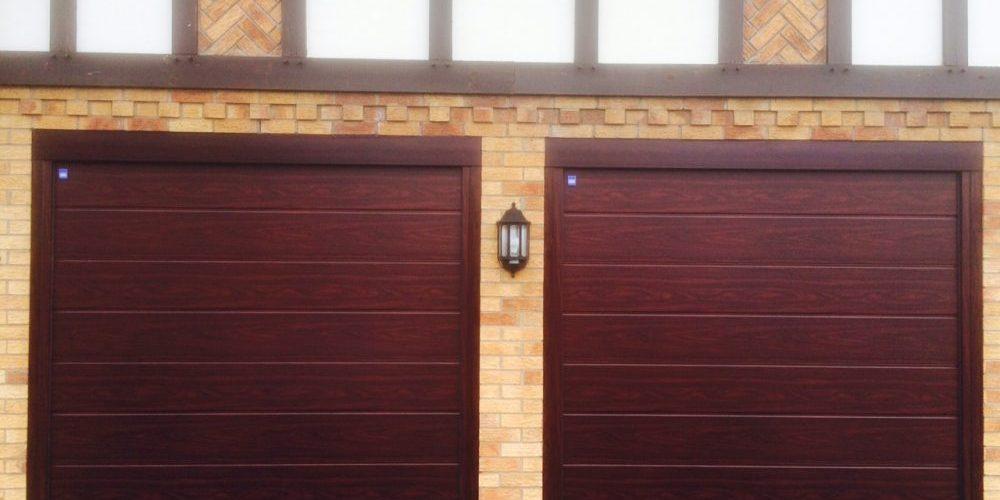 Garador Sectional Garage Doors In Melton Mowbray Garage Door
