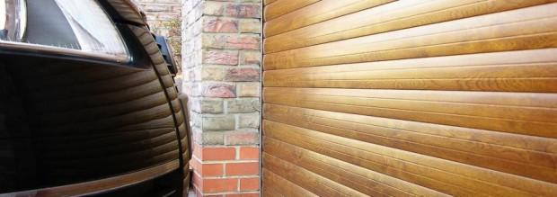 SWS Insulated Roller in Golden Oak